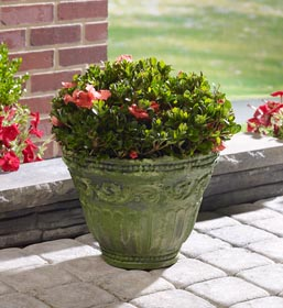 Garden Planter DIY Project Idea