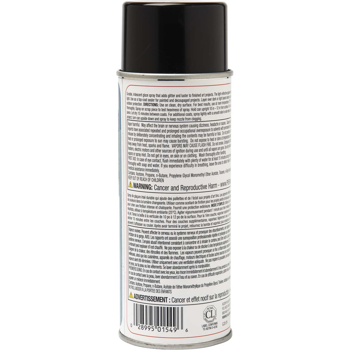 Mod Podge ® Iridescent Acrylic Sealer - Iridescent, 8 oz. - 1549