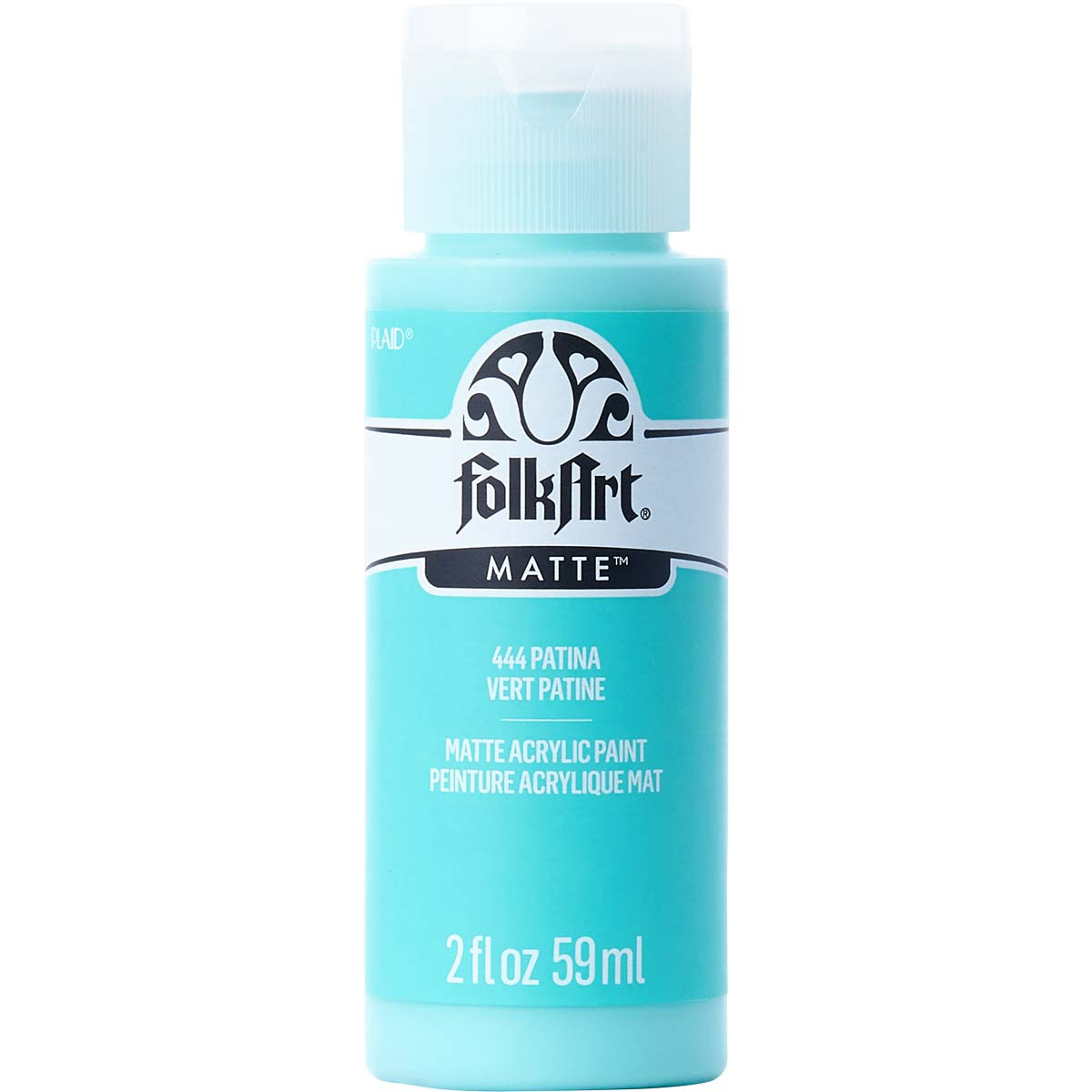FolkArt ® Acrylic Colors - Patina, 2 oz. - 444