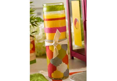 Summertime Outdoor Candles