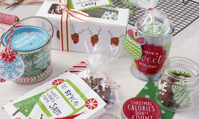 5 Cookie Packaging Ideas Free Christmas Printables Plaid Online