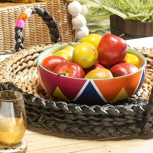 Outdoor Boho Picnic Bowl