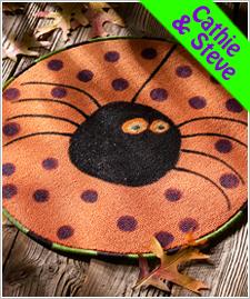 Happy Spider Doormat