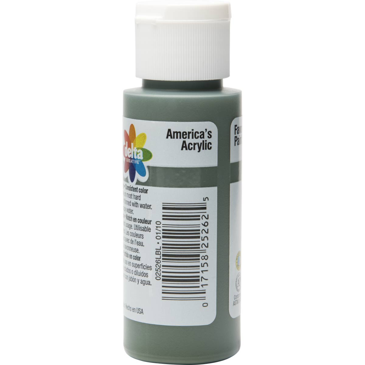 Delta Ceramcoat ® Acrylic Paint - Pine Green, 2 oz. - 025260202W