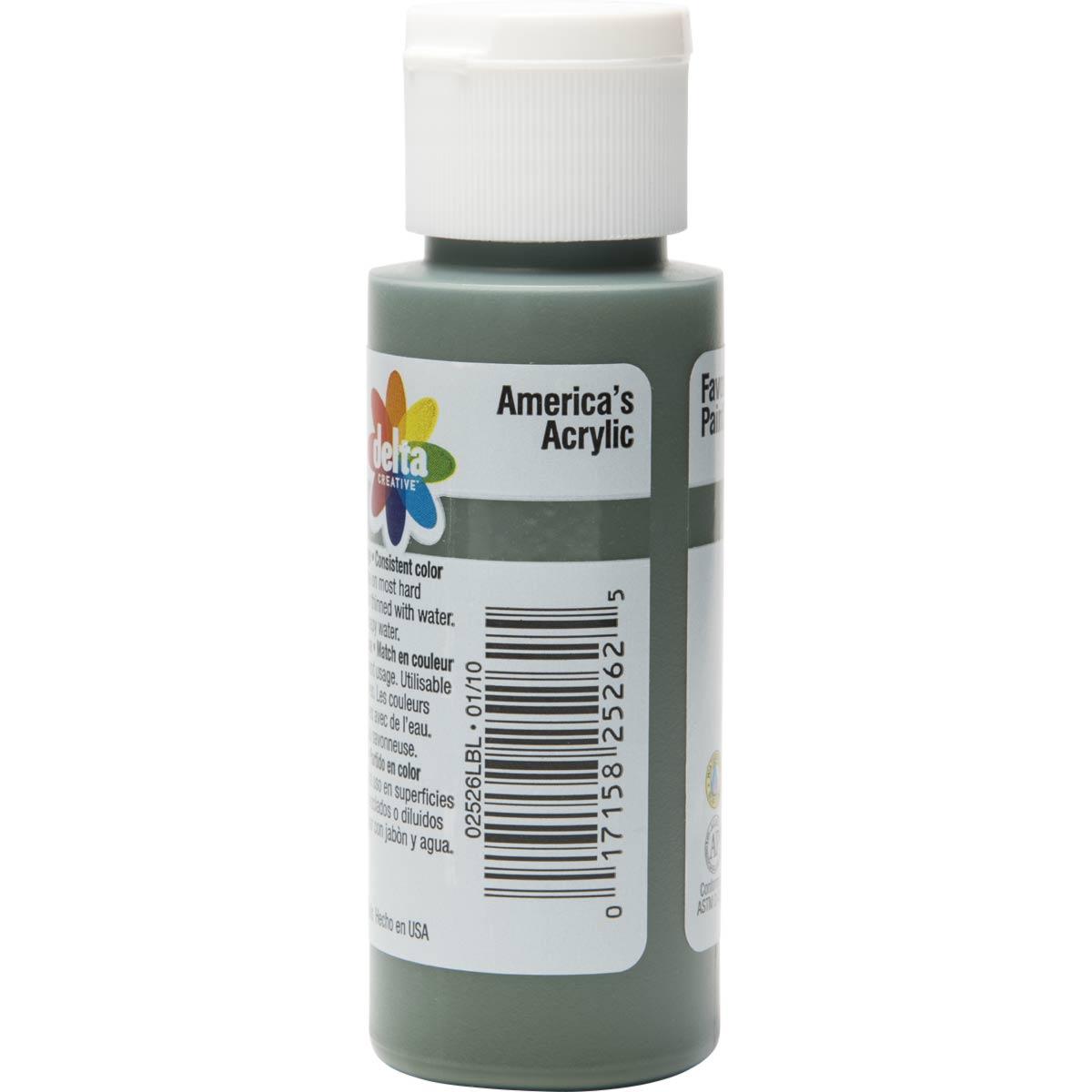 Delta Ceramcoat ® Acrylic Paint - Pine Green, 2 oz.