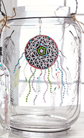 Dreamcatcher Project Idea - Bohemian Lanterns