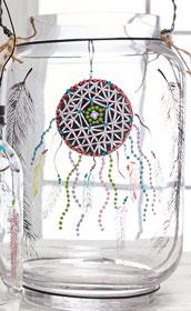 Dreamcatcher Project Idea - Bohemian Lanterns