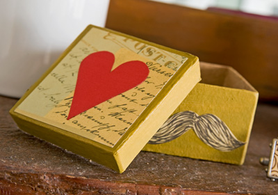 Gifts for Guys: Valentine Gift Box for Him