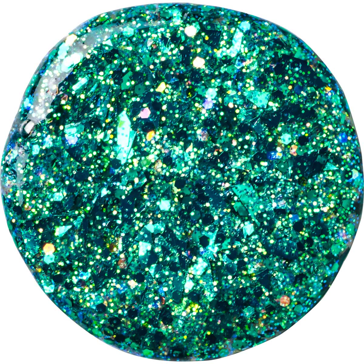 FolkArt ® Glitterific™ Acrylic Paint - Evergreen, 2 oz.