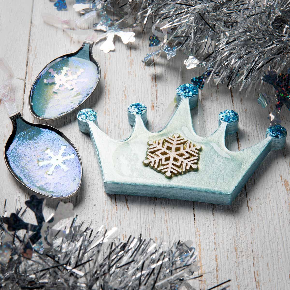 Frozen Christmas Ornaments