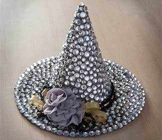 Decoden Witch Hat