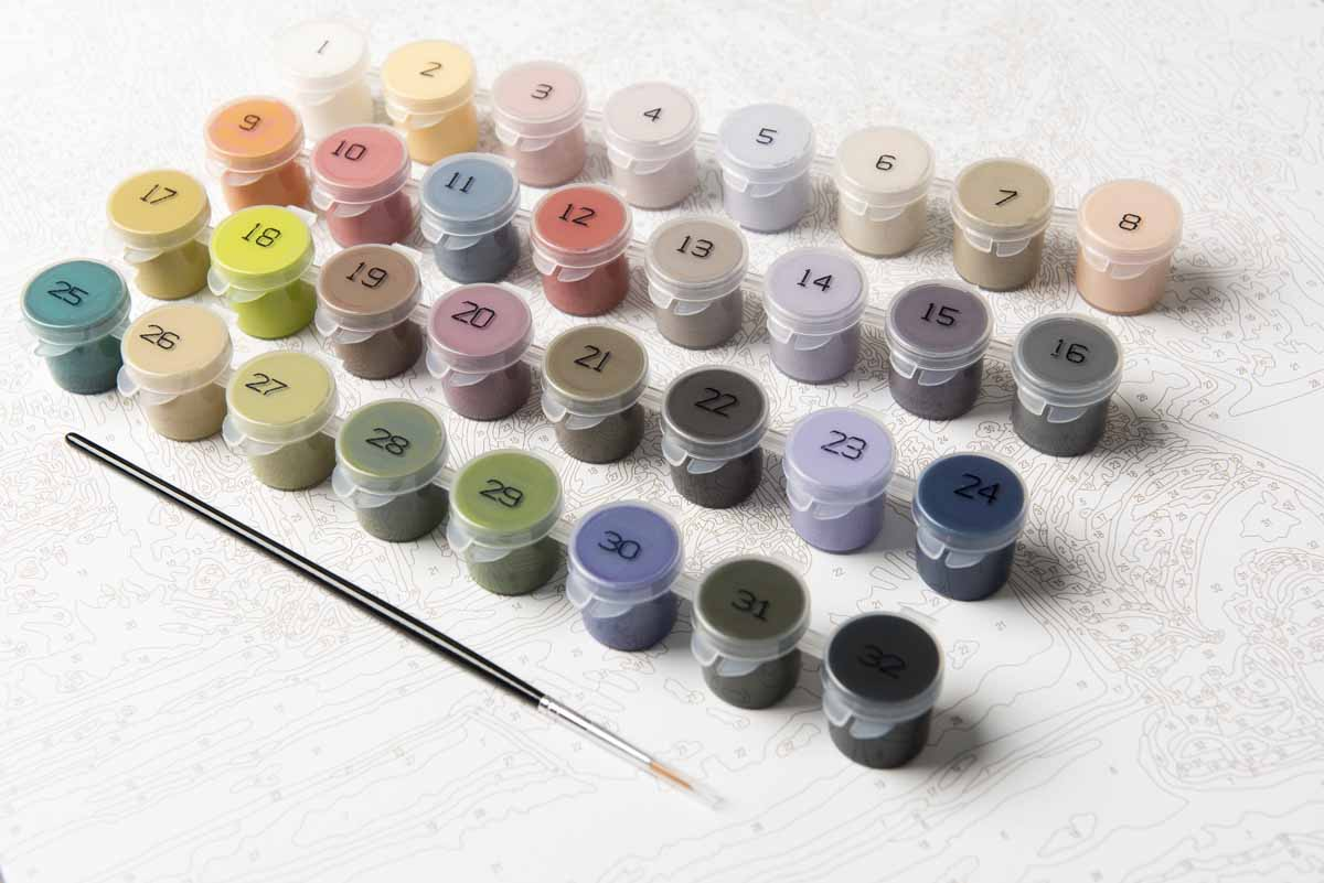 Plaid ® Paint by Number - Thomas Kinkade™ - Selfless Service