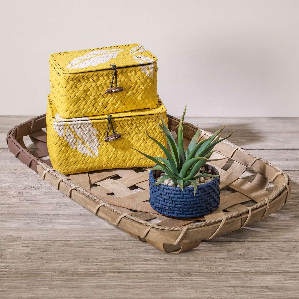 Desktop Basket Collection