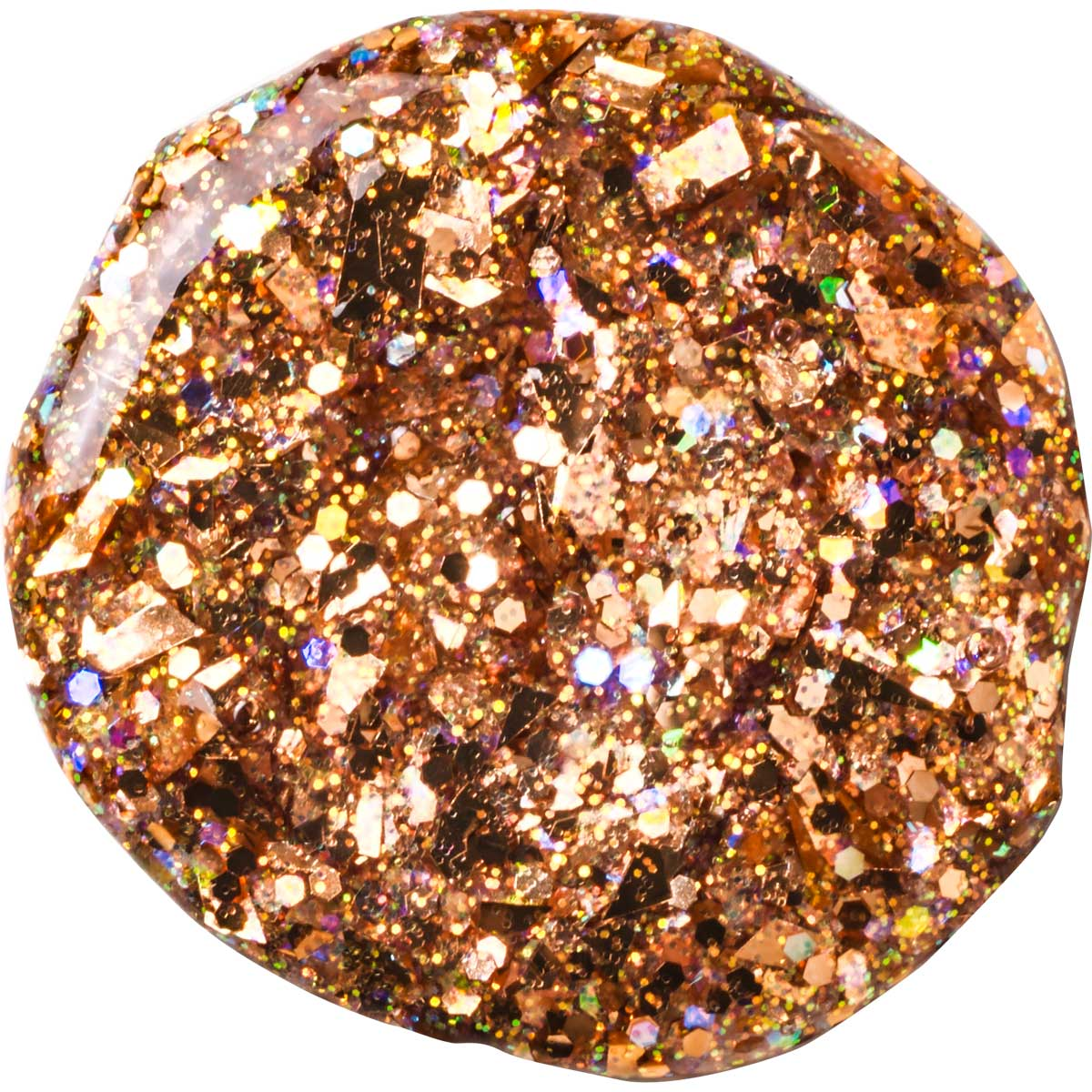 FolkArt ® Glitterific™ Acrylic Paint - Copper, 2 oz.