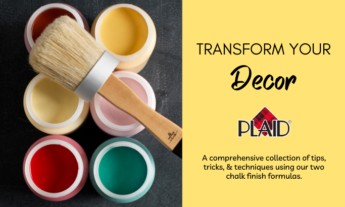 Transform Your Decor!