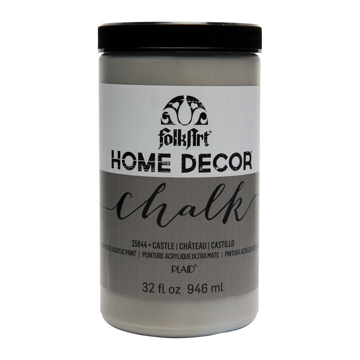 FolkArt ® Home Decor™ Chalk - Castle, 32 oz.