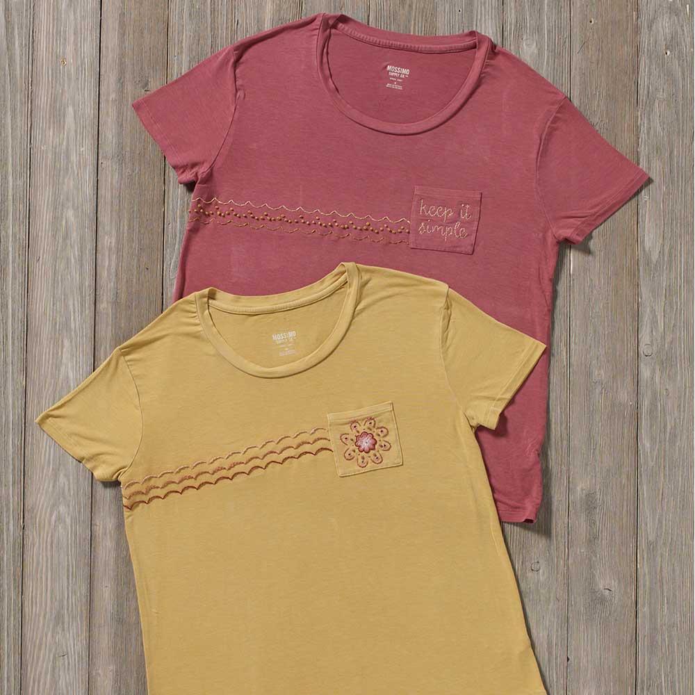 Bucilla ® Fashion Embroidery Kit - Keep It Simple - 47804E