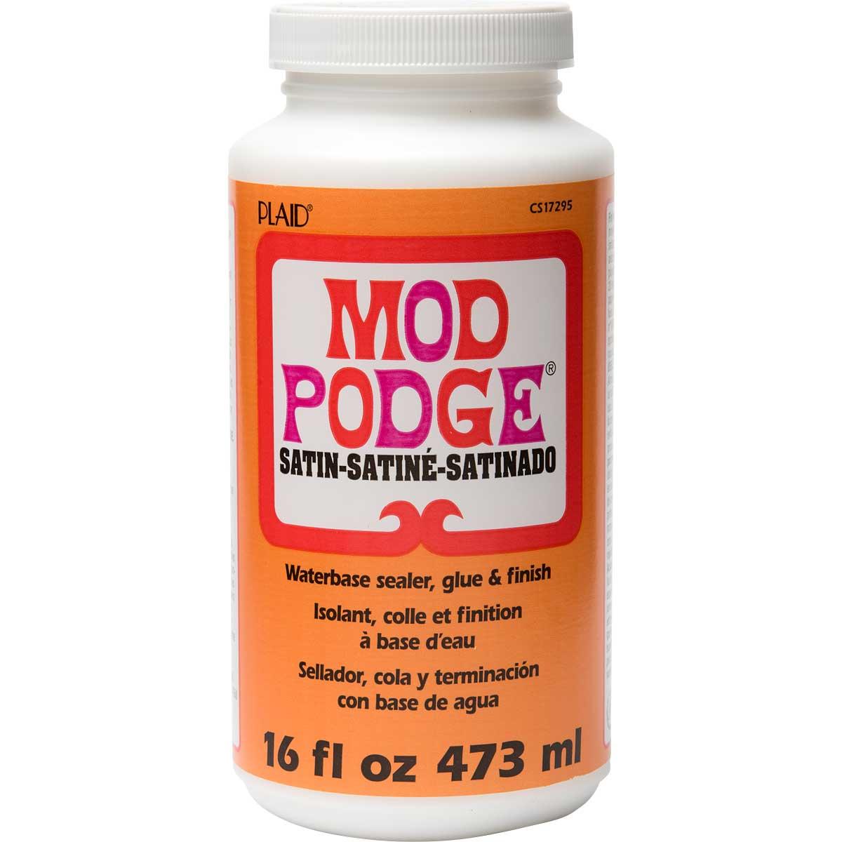 Mod Podge ® Satin, 16 oz.