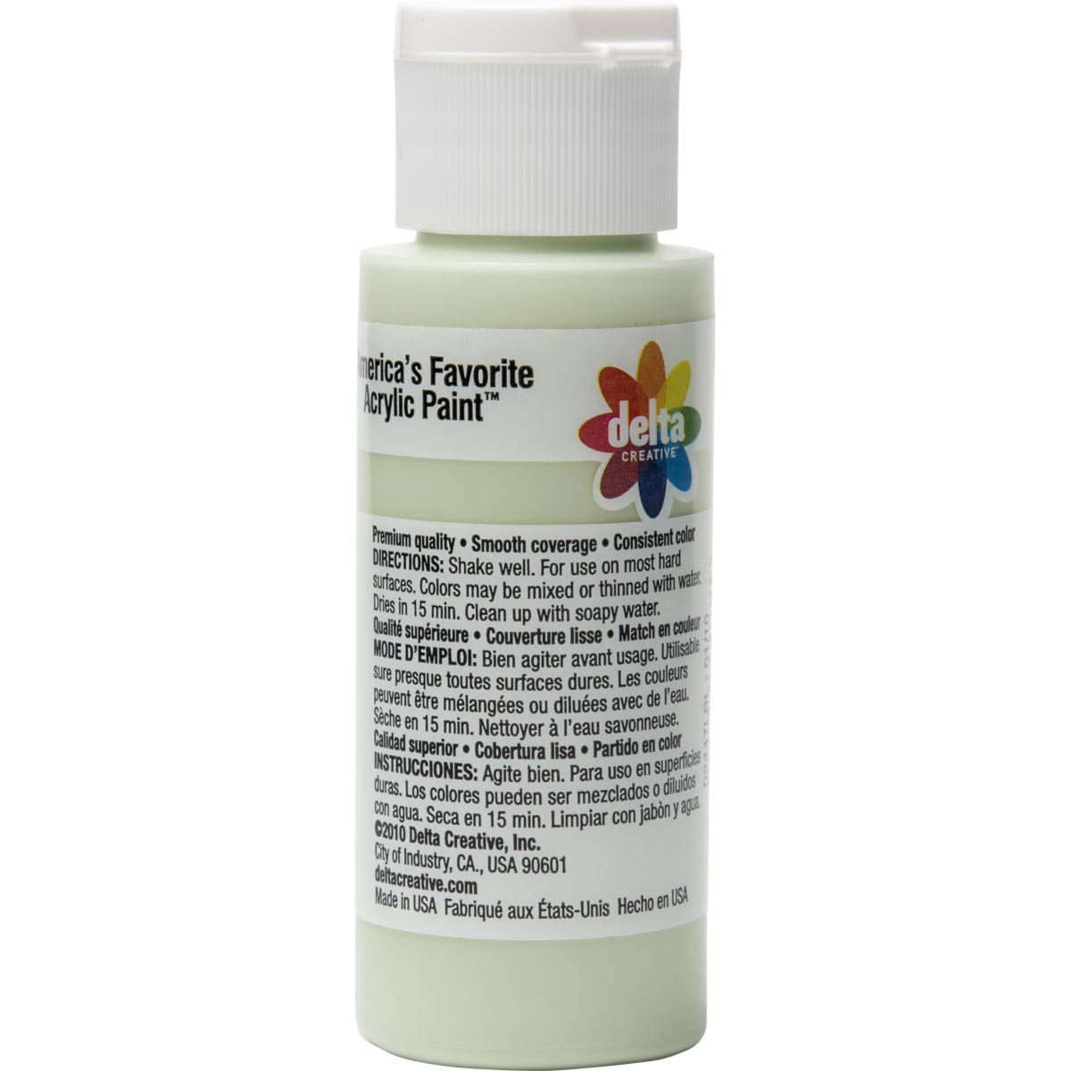 Delta Ceramcoat ® Acrylic Paint - Village Green, 2 oz. - 024470202W