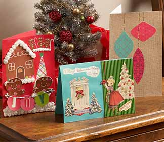Handmade Holiday Greeting Cards