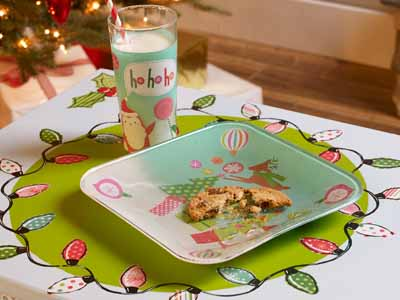 Milk & Cookies for Santa