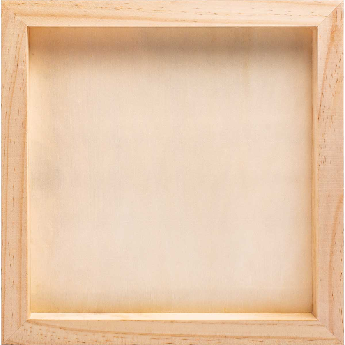 Plaid ® Wood Surfaces - Canvas Panel, 10
