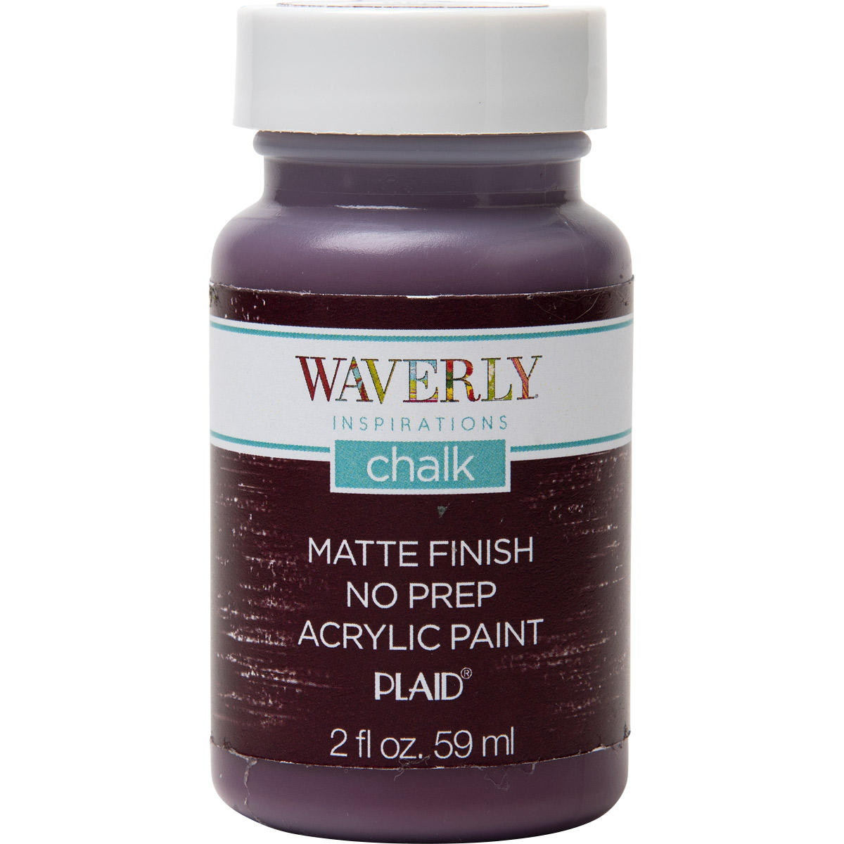 Waverly ® Inspirations Chalk Finish Acrylic Paint - Merlot, 2 oz. - 44630E