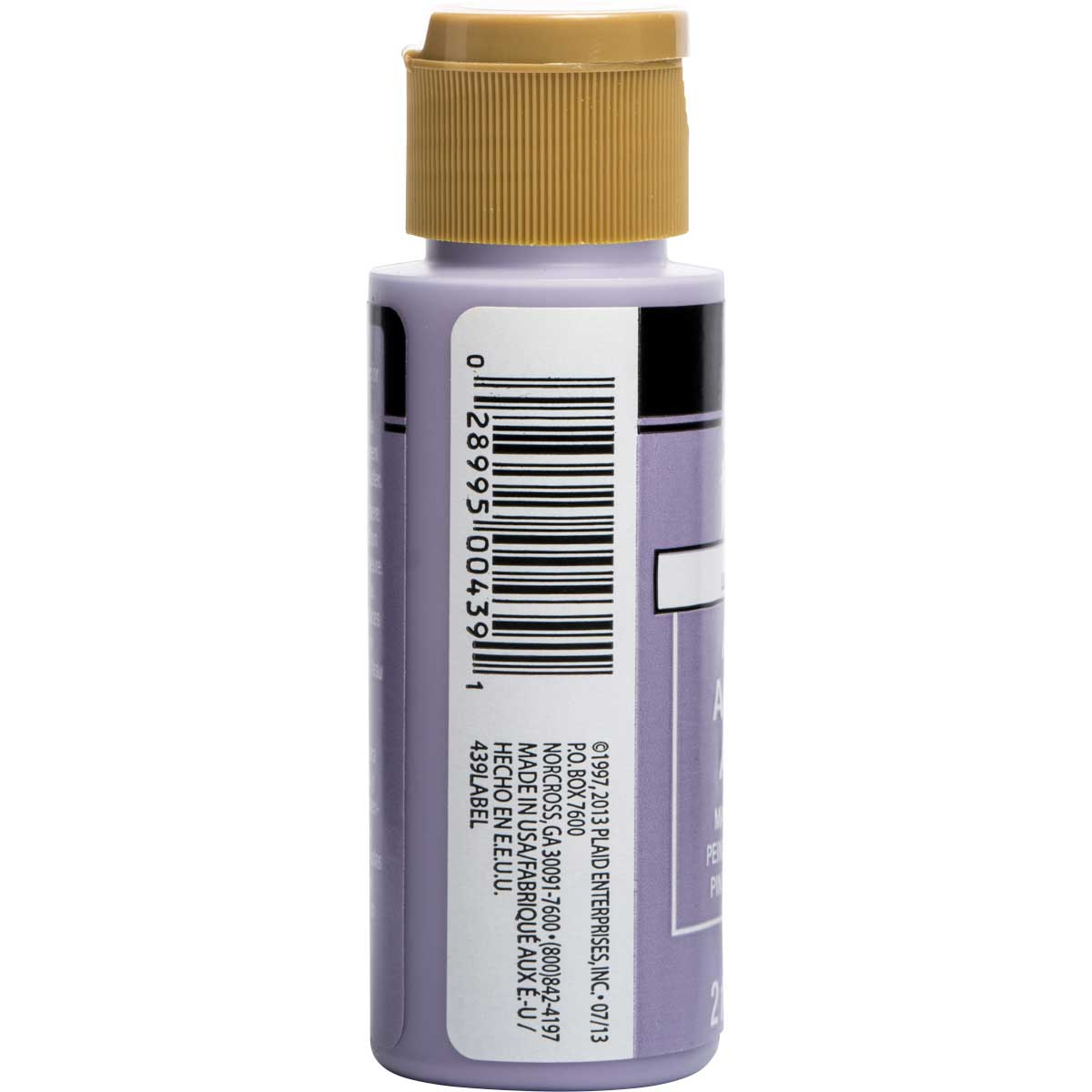 FolkArt ® Acrylic Colors - Purple Lilac, 2 oz.