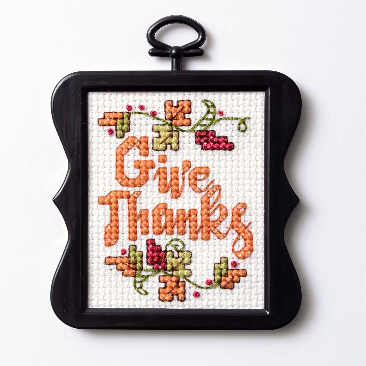 Free Thanksgiving Cross Stitch Pattern