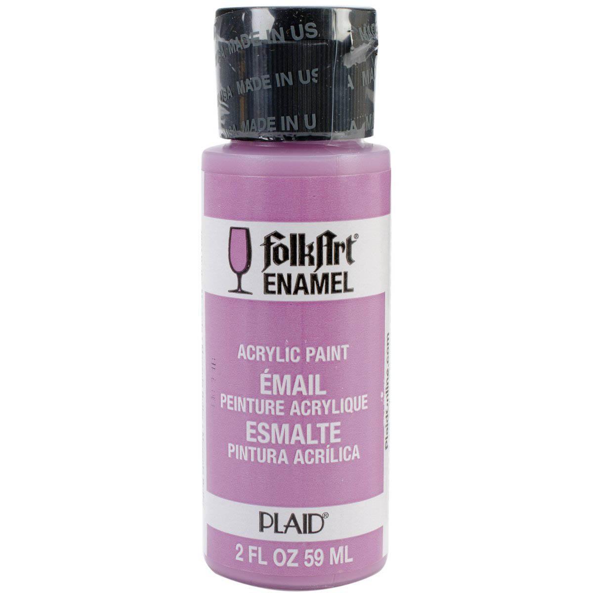 FolkArt ® Enamels™ - Butler Magenta, 2 oz. - 4004