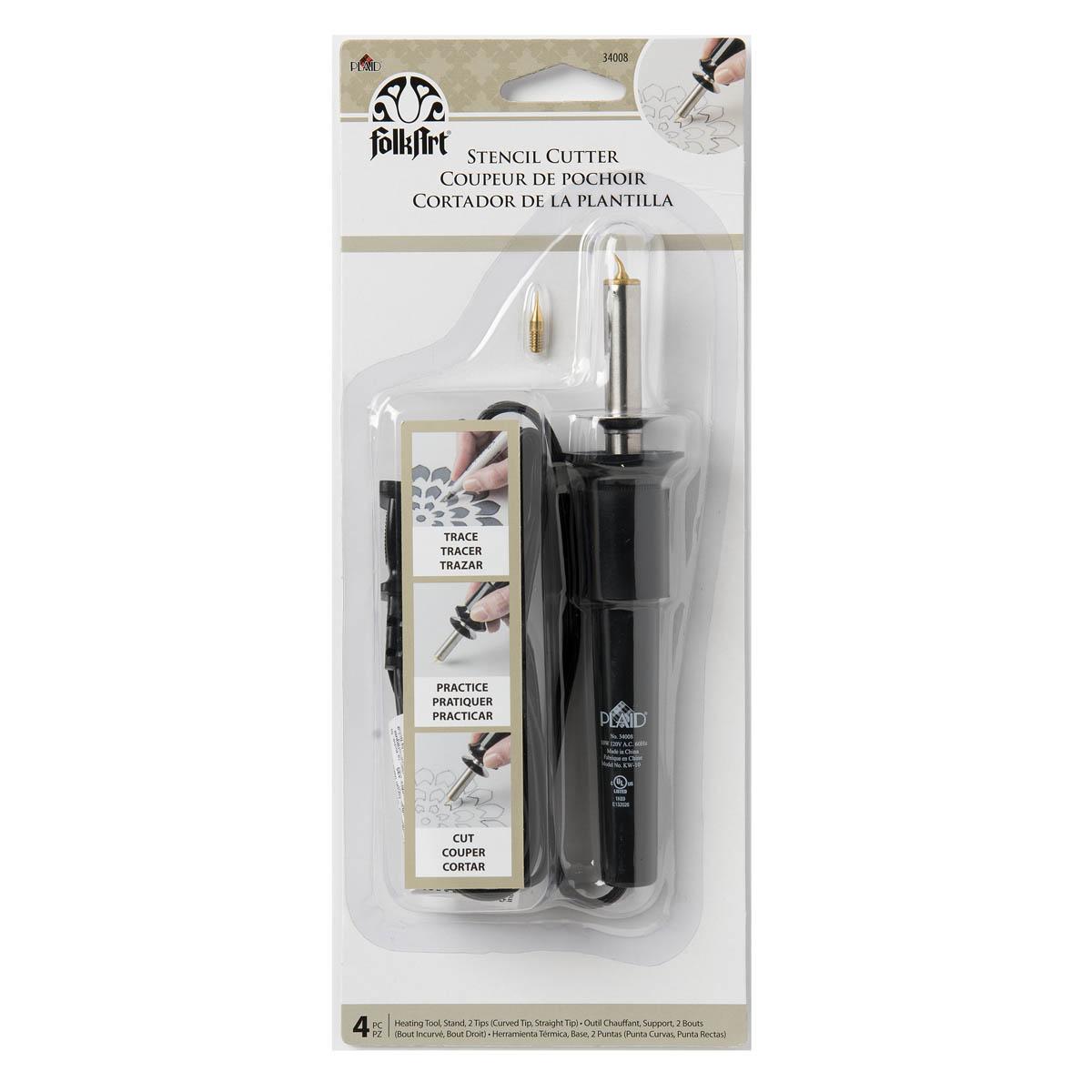 FolkArt ® Painting Tools - Stencil Cutter - 34008