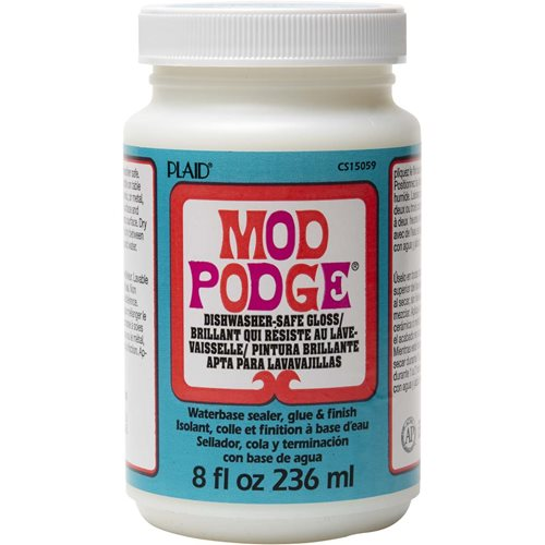 Mod Podge ® Dishwasher Safe Gloss, 8 oz. - CS15059
