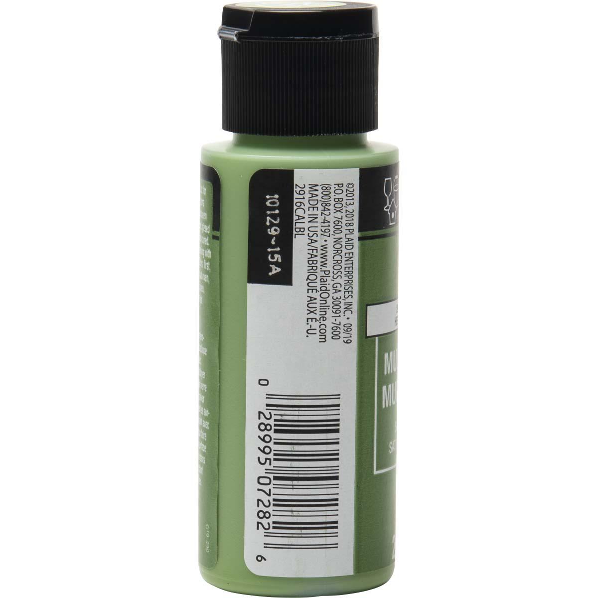 FolkArt ® Multi-Surface Satin Acrylic Paints - Freshcut Grass, 2 oz.