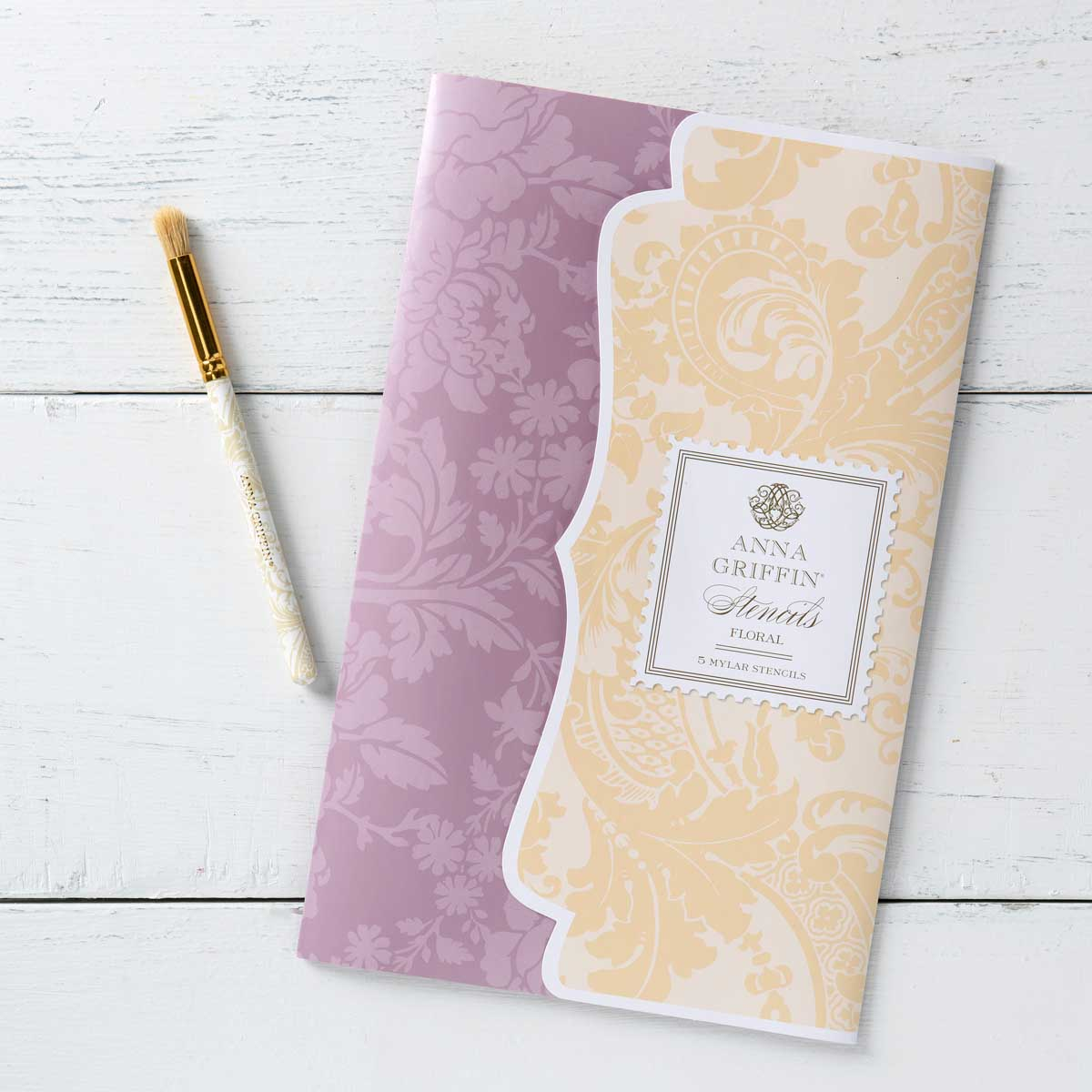 Anna Griffin ® Stencil Kit - Florals - 39530