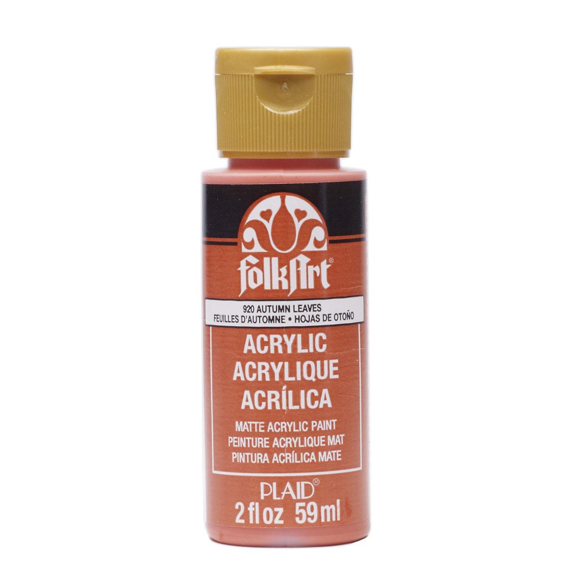 FolkArt ® Acrylic Colors - Autumn Leaves, 2 oz. - 920