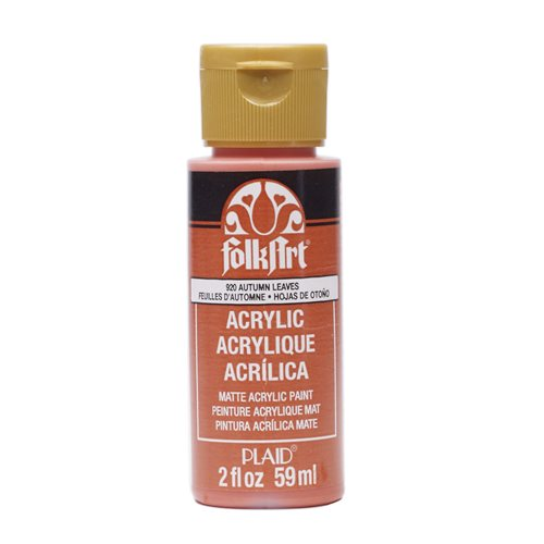 FolkArt ® Acrylic Colors - Autumn Leaves, 2 oz. - 920