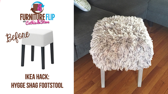 Furniture Flip Hygge RyaTie Stool