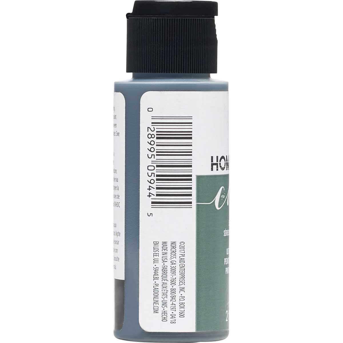 FolkArt ® Home Decor™ Chalk - Seriously Gray, 2 oz. - 5944