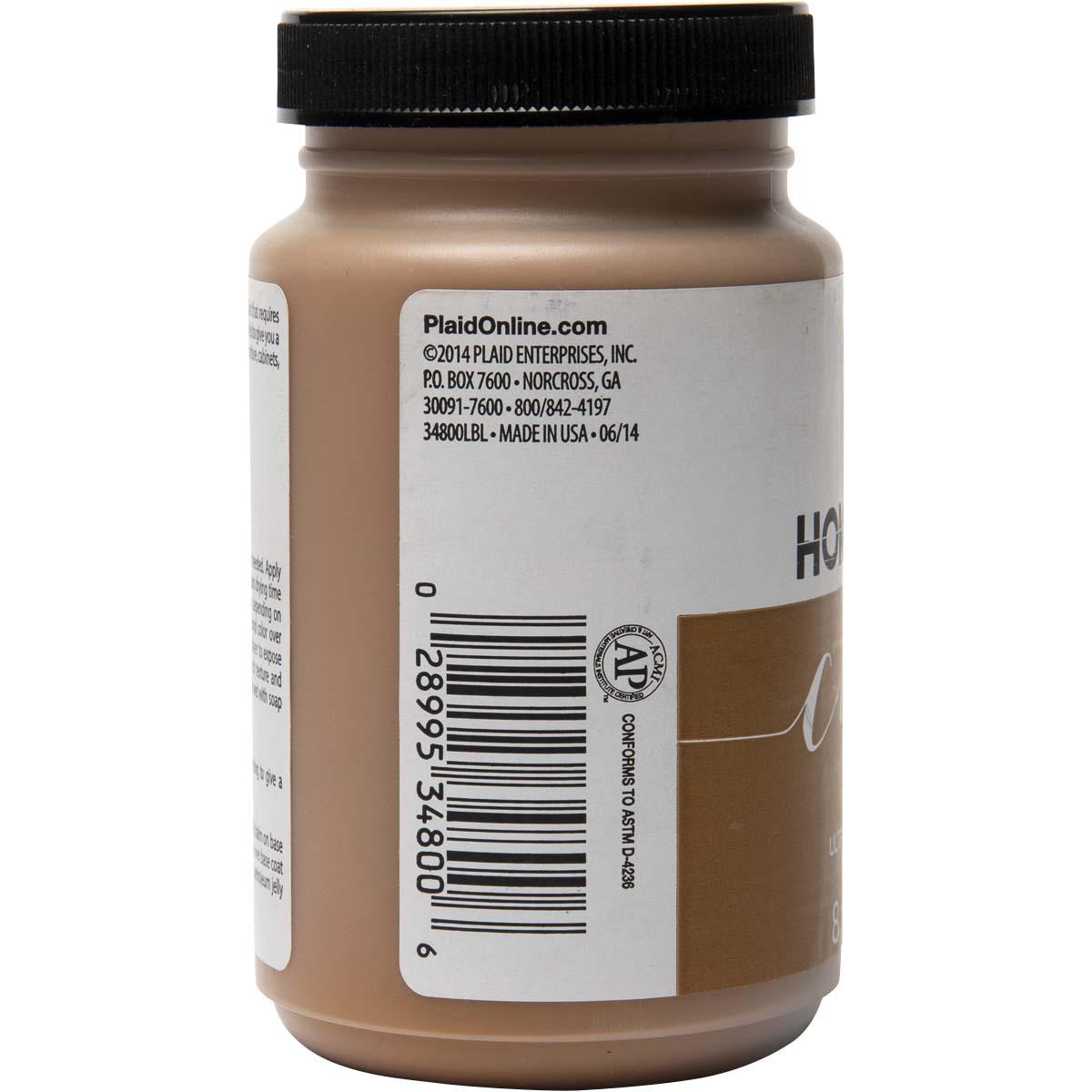 FolkArt ® Home Decor™ Chalk - Cinnamon, 8 oz. - 34800