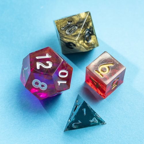 DIY Tabletop Dice