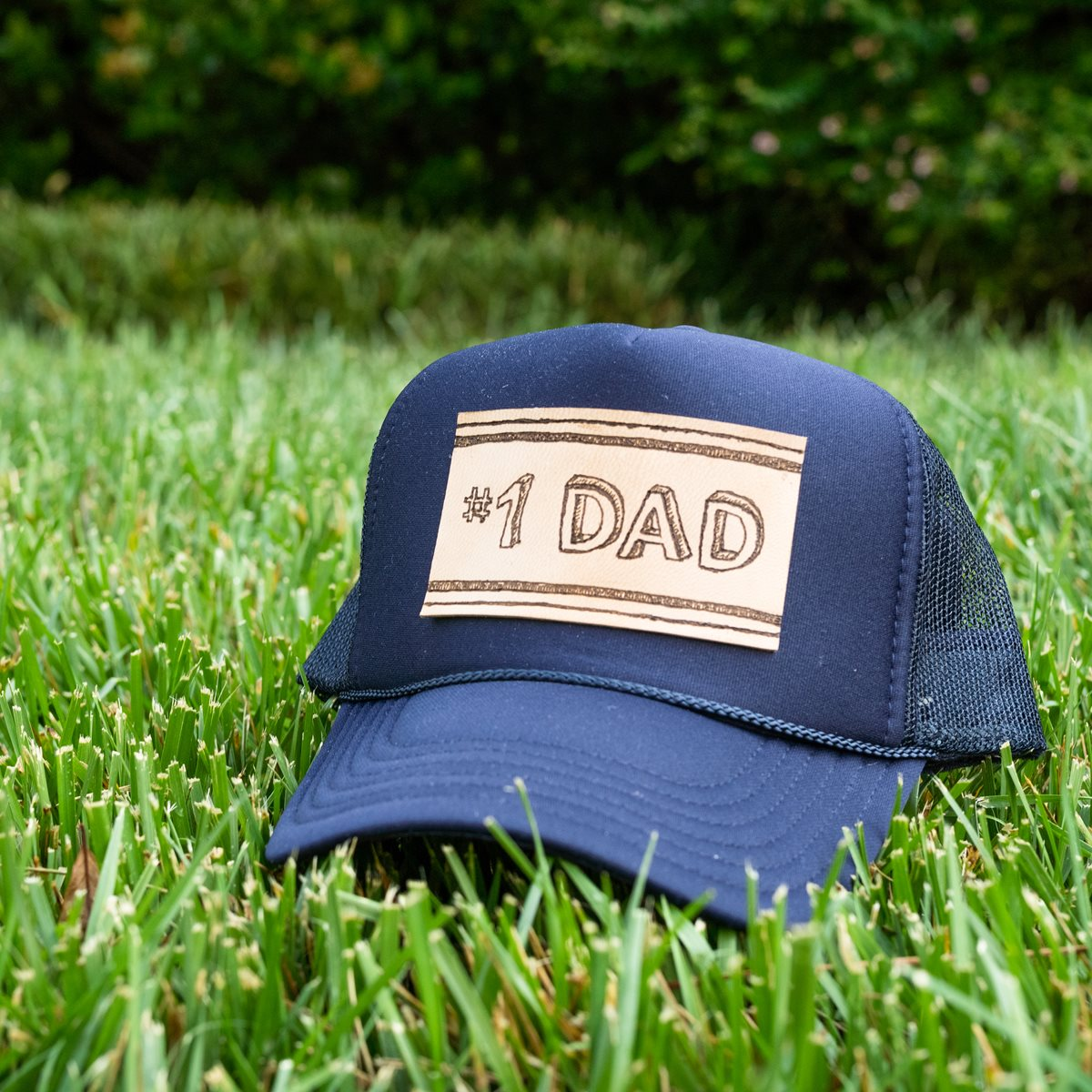 Father's Day - #1 Dad Hat