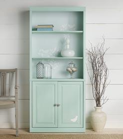 Beach Cottage Chic Cabinet