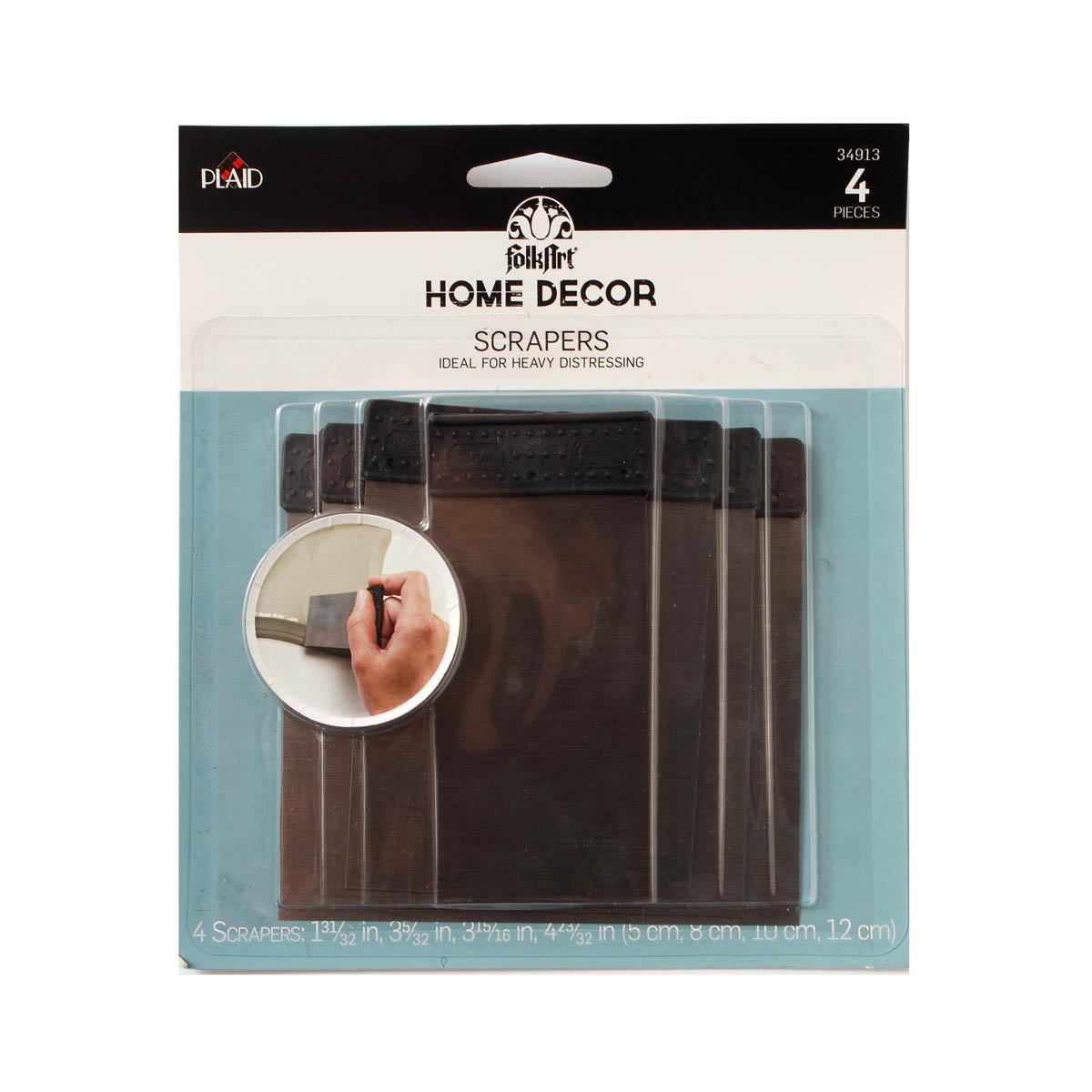FolkArt ® Home Decor™ Tools - Scrapers - 34913