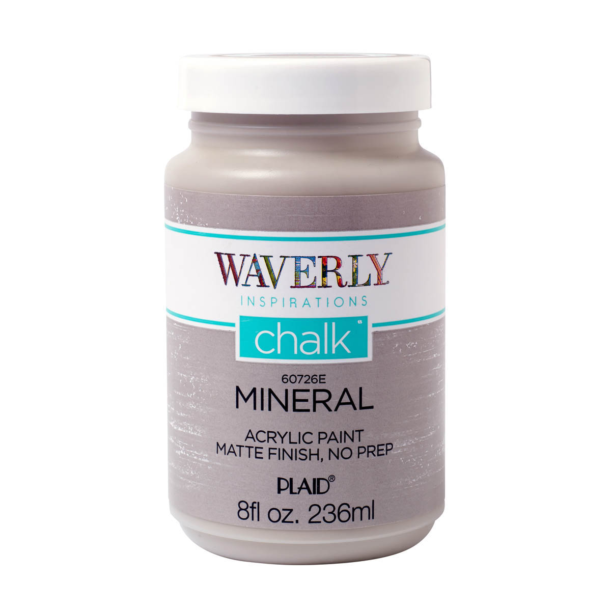 Waverly ® Inspirations Chalk Acrylic Paint - Mineral, 8 oz. - 60726E