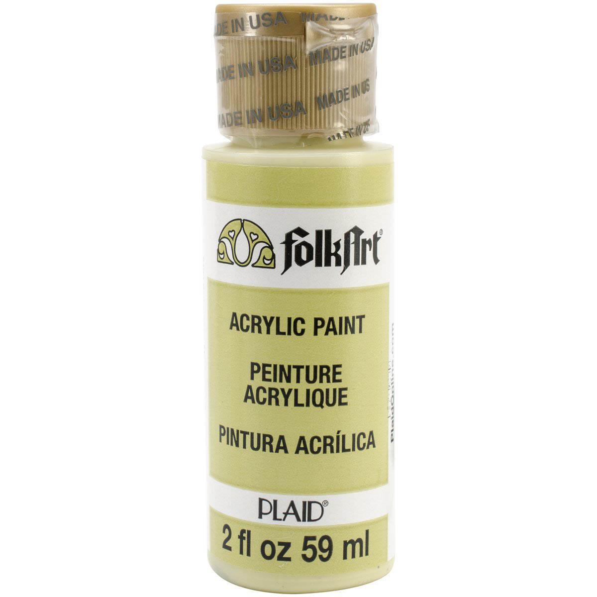 FolkArt ® Acrylic Colors - Sawgrass, 2 oz. - 2490