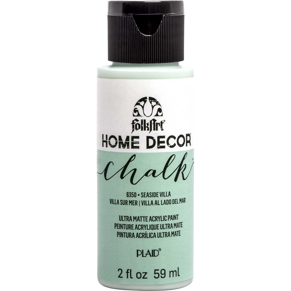 FolkArt ® Home Decor™ Chalk - Seaside Villa, 2 oz.