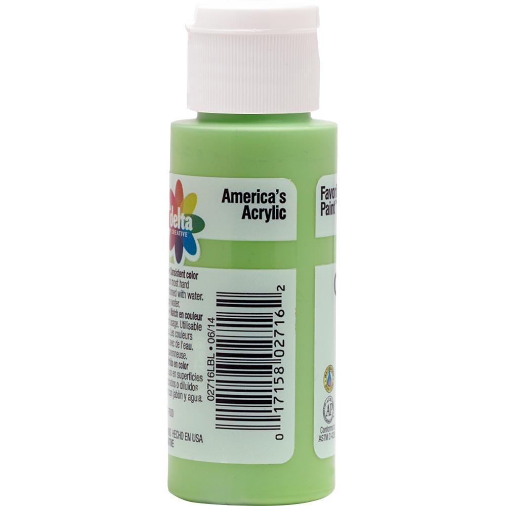 Delta Ceramcoat ® Acrylic Paint - Parsley, 2 oz.