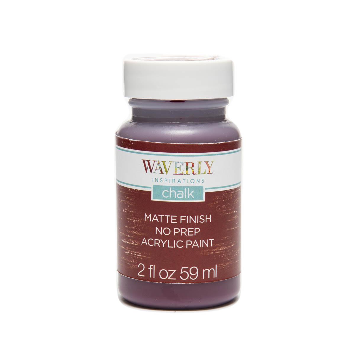 Waverly ® Inspirations Chalk Finish Acrylic Paint - Lacquer, 2 oz. - 60882E