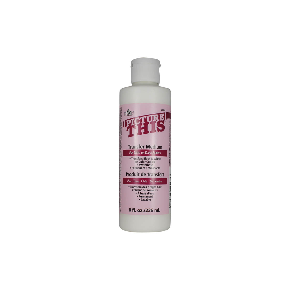 Picture This™ Transfer Medium - Opaque, 8 oz. - 24902