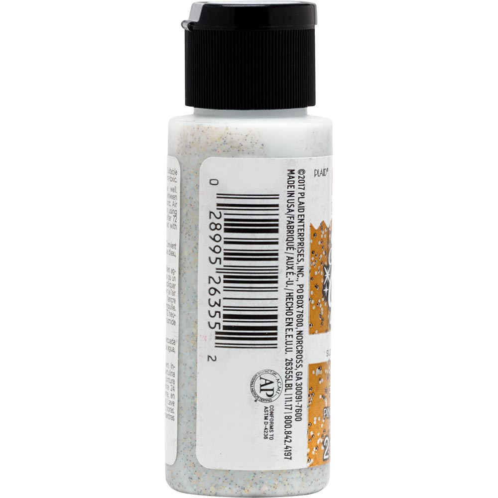 Fabric Creations™ Fantasy Glitter™ Fabric Paint - Supernova, 2 oz.